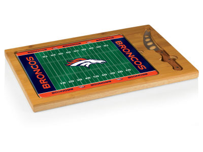 Denver Broncos Picnic Time Icon Cutting Board