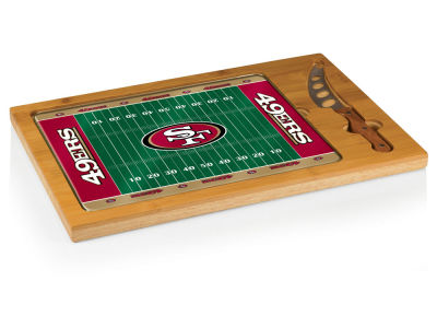 San Francisco 49ers Picnic Time Icon Cutting Board