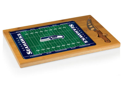 Seattle Seahawks Picnic Time Icon Cutting Board