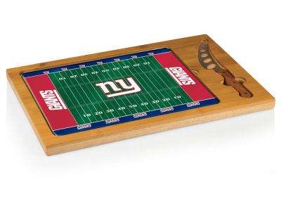 New York Giants Picnic Time Icon Cutting Board