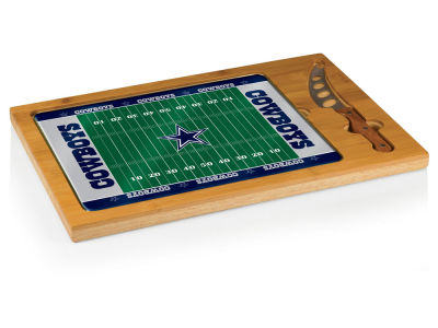 Dallas Cowboys Picnic Time Icon Cutting Board