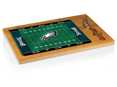 Philadelphia Eagles Picnic Time Icon Cutting Board