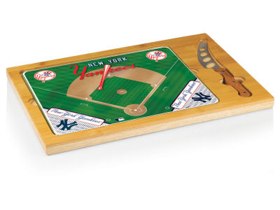 New York Yankees Picnic Time Icon Cutting Board