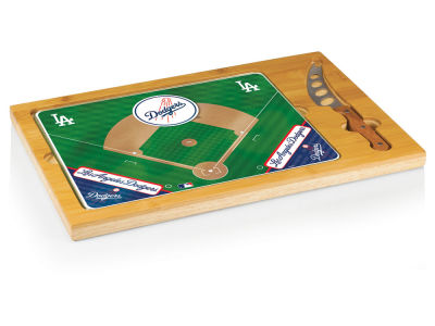 Los Angeles Dodgers Picnic Time Icon Cutting Board