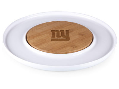 New York Giants Picnic Time Island Serving Tray