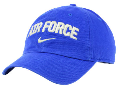 Air Force Falcons Nike NCAA H86 Wordmark Swoosh Cap