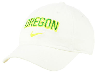 Oregon Ducks Nike NCAA H86 Wordmark Swoosh Cap