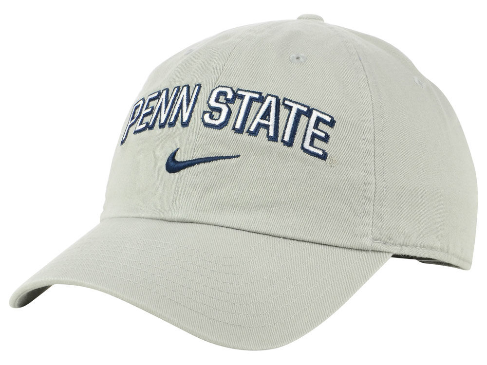 f89999250ad47 ... heritage 86 authentic adjustable performance hat a06e4 56b24  canada penn  state nittany lions nike ncaa h86 wordmark swoosh cap lids f863e 01740
