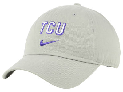 Texas Christian Horned Frogs Nike NCAA H86 Wordmark Swoosh Cap