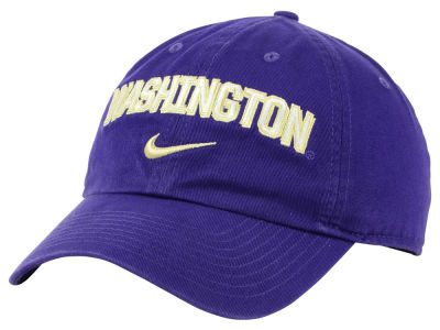 Washington Huskies Nike NCAA H86 Wordmark Swoosh Cap