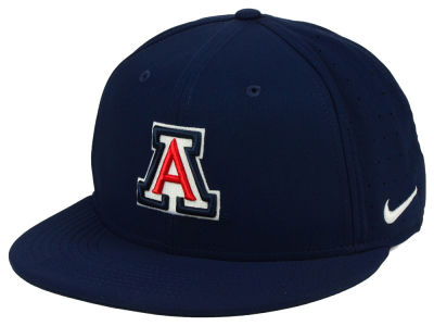 Arizona Wildcats Nike NCAA Aerobill True Fitted Baseball Cap