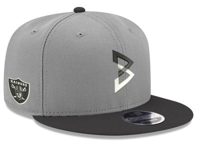Oakland Raiders New Era NFL Beast Mode 9FIFTY Snapback Cap