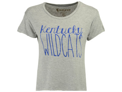 Kentucky Wildcats Retro Brand NCAA Women's Rayon Vintage T-Shirt