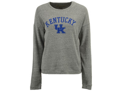 Kentucky Wildcats Retro Brand NCAA Women's Lightweight Haachi Crew Sweatshirt