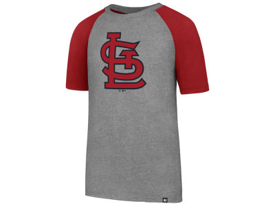 St. Louis Cardinals '47 MLB Youth Super Rival Raglan T-Shirt