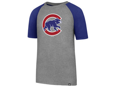 Chicago Cubs MLB Youth Super Rival Raglan T-Shirt