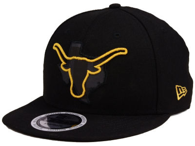 Texas Longhorns New Era NCAA State Flective Snapback Cap