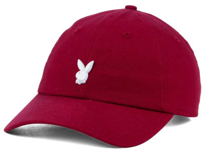 Playboy Metal Pin Dad Hat