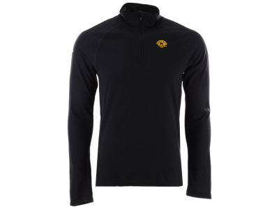 Boston Bruins adidas NHL Men's Secondary Logo Climatelite Quarter Zip Pullover