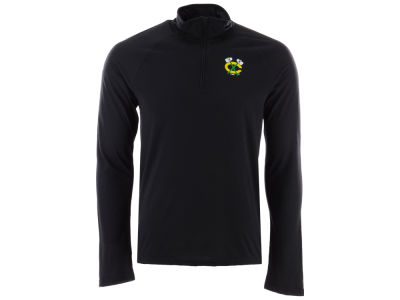 Chicago Blackhawks adidas NHL Men's Secondary Logo Climatelite Quarter Zip Pullover