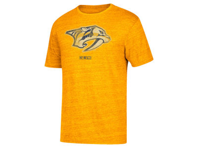 Nashville Predators CCM NHL Men's Bigger Logo T-shirt