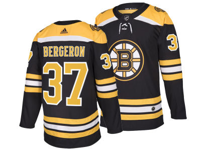 Boston Bruins Patrice Bergeron adidas NHL Men's Authentic Player Jersey