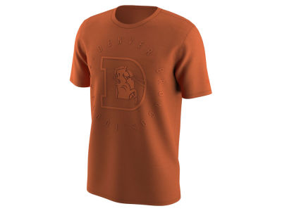 Denver Broncos Nike NFL Men's Color Rush Logo T-Shirt