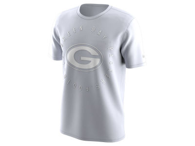 Green Bay Packers Nike NFL Men's Color Rush Logo T-Shirt