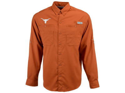 Texas Longhorns Columbia NCAA Men's Tamaimi Shirt