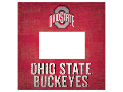 Ohio State Buckeyes 10x10 Team Name Picture Frame