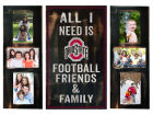 Ohio State Buckeyes 3 pc Photo Frame Bed & Bath