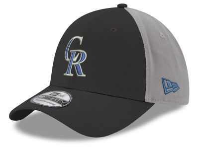 Colorado Rockies New Era MLB In The Hunt 39THIRTY Cap