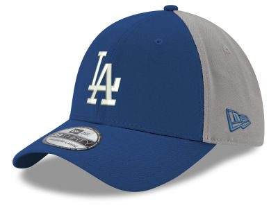 Los Angeles Dodgers New Era MLB In The Hunt 39THIRTY Cap
