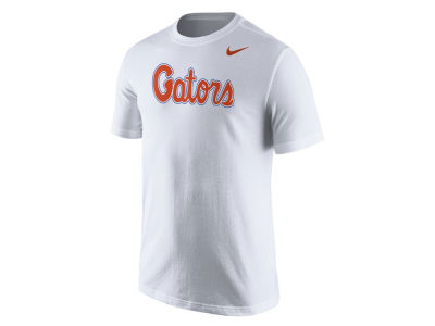 Florida Gators Nike NCAA Men's Wordmark Cotton T-Shirt