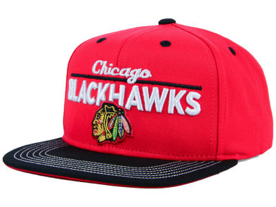 Chicago Blackhawks Outerstuff NHL Youth Team Vize Snapback Cap