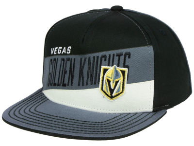 Vegas Golden Knights Outerstuff NHL Youth Color Block Cap