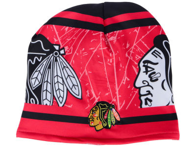 Chicago Blackhawks Outerstuff NHL Youth Logo Knit