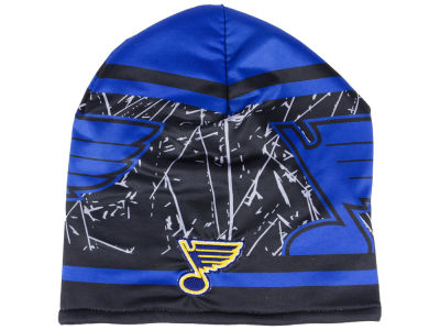 St. Louis Blues Outerstuff NHL Youth Logo Knit