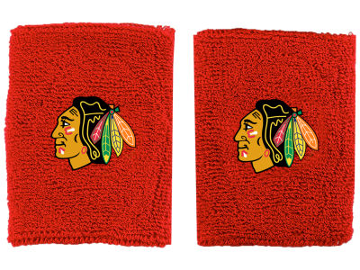 Chicago Blackhawks Wristband - 4""