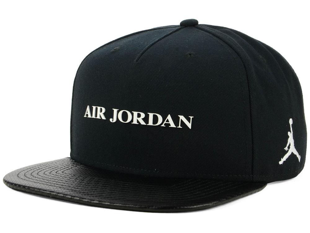 Jordan Jumpman Pro Air 10 Snapback Cap  a90fb334e9fc