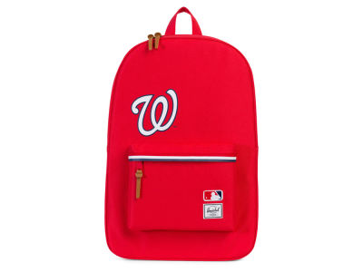 Washington Nationals Herschel Heritage Backpack