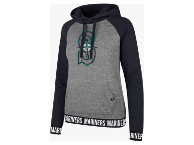Seattle Mariners '47 MLB Women's Encore Revolve Hoodie