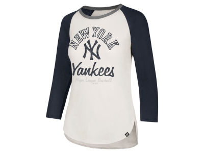 New York Yankees '47 MLB Women's Vintage Raglan T-shirt