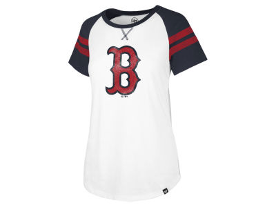 Boston Red Sox '47 MLB Women's Flyout T-Shirt
