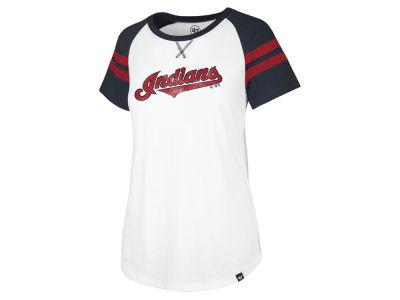Cleveland Indians '47 MLB Women's Flyout T-Shirt