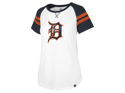 Detroit Tigers '47 MLB Women's Flyout T-Shirt