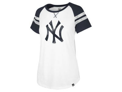 New York Yankees '47 MLB Women's Flyout T-Shirt
