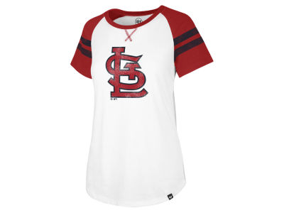 St. Louis Cardinals '47 MLB Women's Flyout T-Shirt
