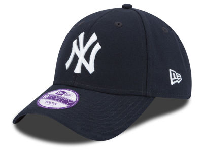 New York Yankees New Era MLB Junior Legues 9FORTY Strapback Cap