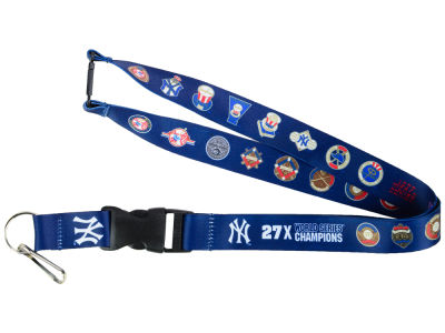 New York Yankees Aminco Dynasty Lanyard